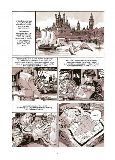 Page 1 au coeur des ténèbres