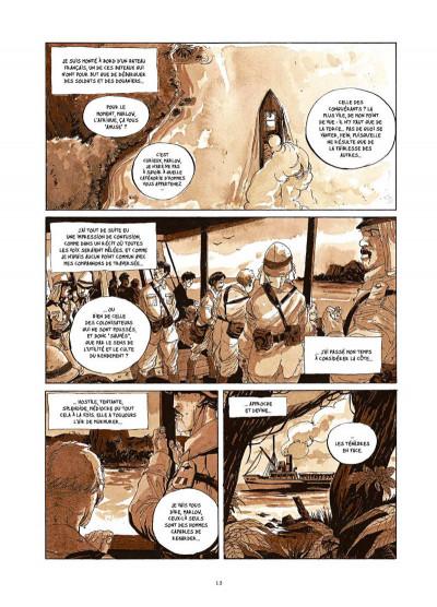 Page 4 au coeur des ténèbres