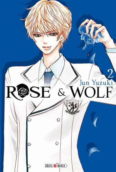 image de rose & wolf tome 2