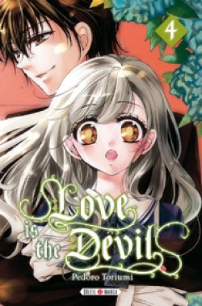 image de love is the devil tome 4