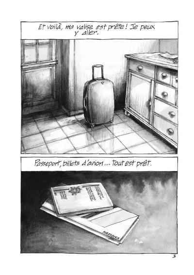 Page 1 couleur de peau : miel tome 3