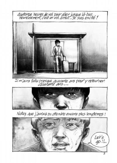 Page 3 couleur de peau : miel tome 3