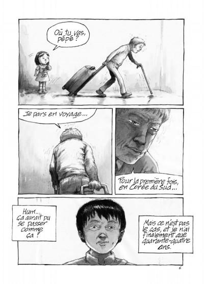 Page 4 couleur de peau : miel tome 3
