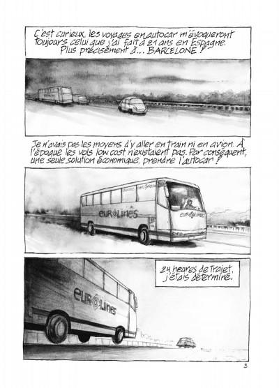 Page 6 couleur de peau : miel tome 3
