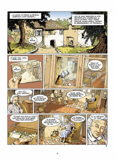 Page 0 bleu blanc sang tome 2 - blanc douce France