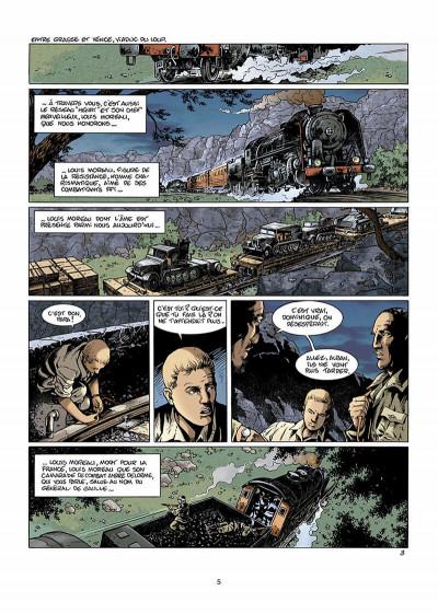 Page 6 bleu blanc sang tome 2 - blanc douce France