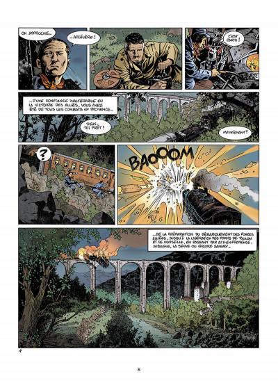 Page 7 bleu blanc sang tome 2 - blanc douce France