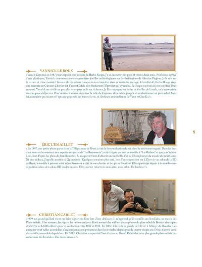 Page 0 l'épervier ; les escales d'un corsaire