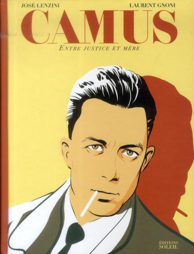 Couverture Albert Camus