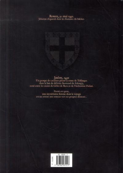 Dos les démons d'Armoises tome 2 - Jehanne des Garous