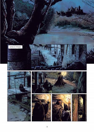 Page 1 les démons d'Armoises tome 2 - Jehanne des Garous