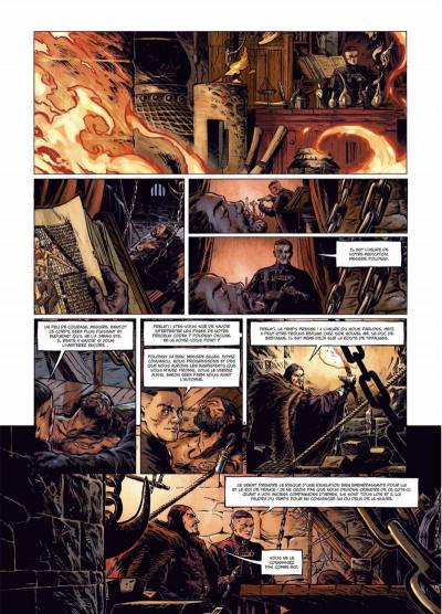 Page 2 les démons d'Armoises tome 2 - Jehanne des Garous