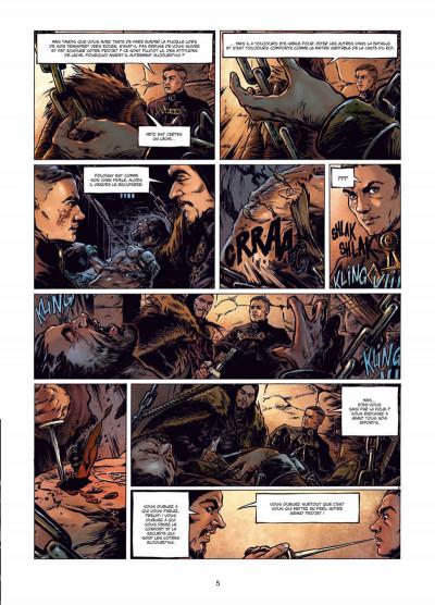 Page 3 les démons d'Armoises tome 2 - Jehanne des Garous