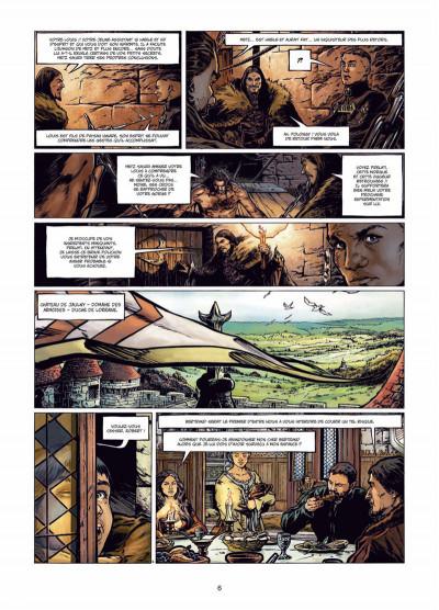 Page 4 les démons d'Armoises tome 2 - Jehanne des Garous