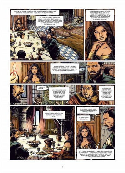 Page 5 les démons d'Armoises tome 2 - Jehanne des Garous