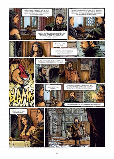 Page 6 les démons d'Armoises tome 2 - Jehanne des Garous