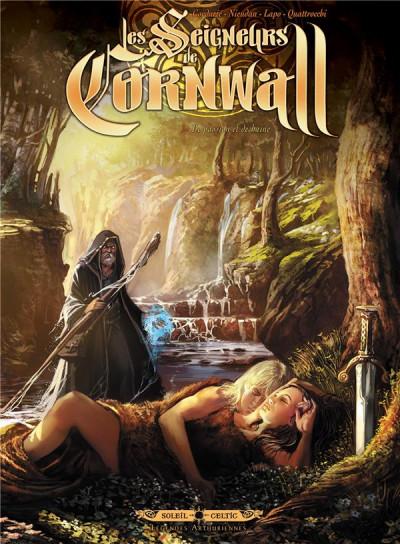 image de les seigneurs de Cornwall tome 3 - de passion et de haine