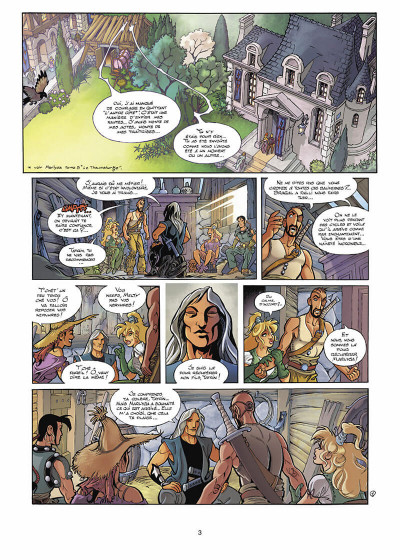 Page 4 Marlysa tome 13