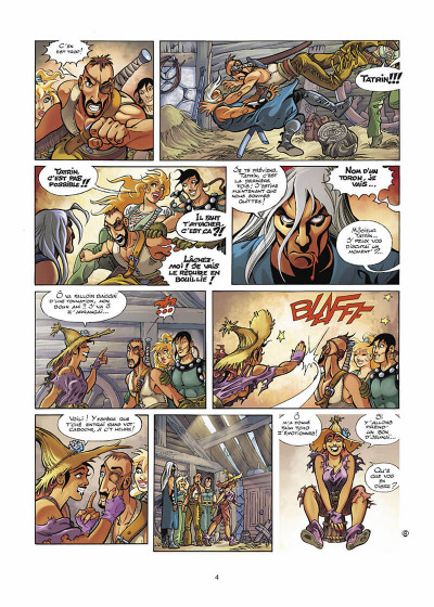 Page 5 Marlysa tome 13