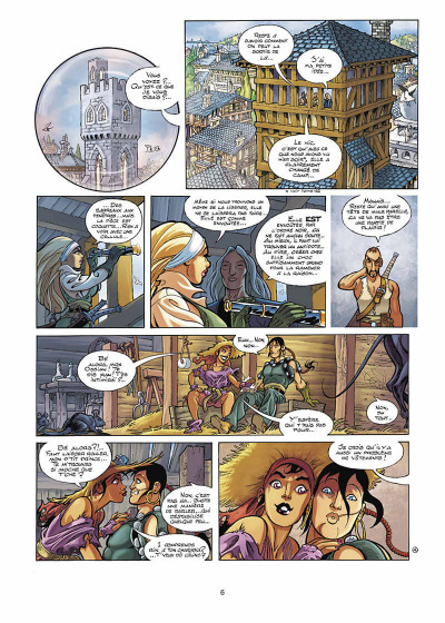 Page 7 Marlysa tome 13