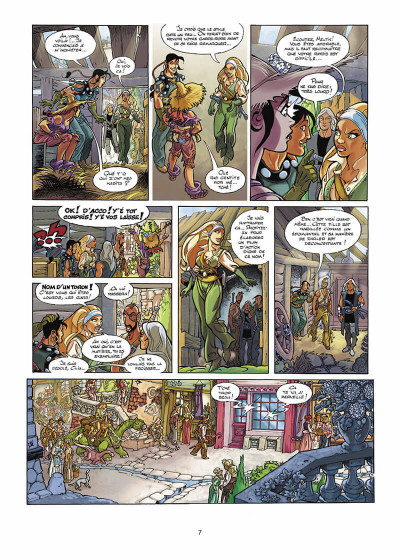 Page 8 Marlysa tome 13