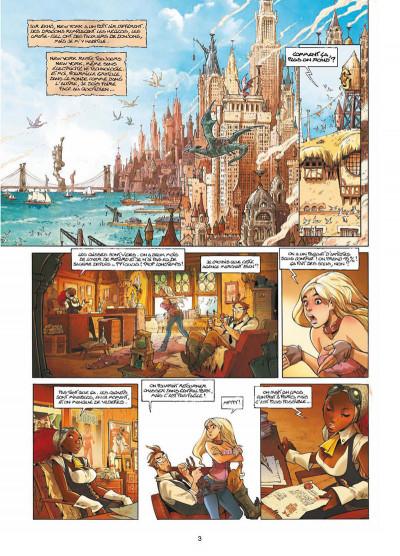 Page 2 Ekhö monde miroir tome 2