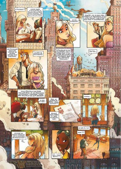 Page 3 Ekhö monde miroir tome 2