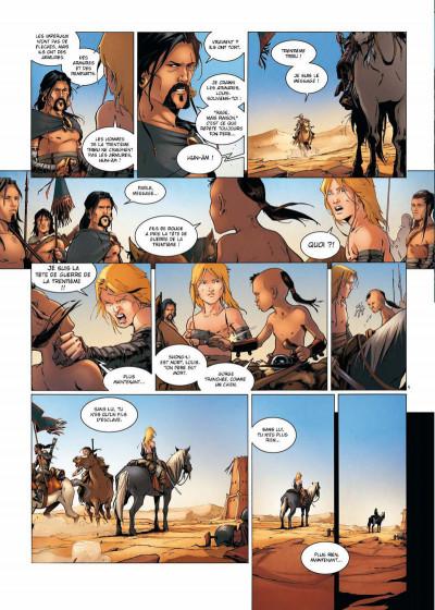 Page 4 La geste des chevaliers dragons tome 17