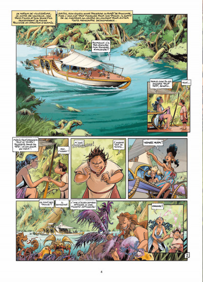 Page 2 Trolls de Troy tome 17 - la trolle impromptue