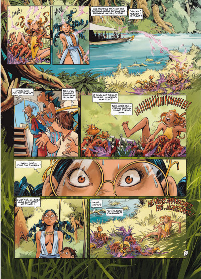 Page 3 Trolls de Troy tome 17 - la trolle impromptue