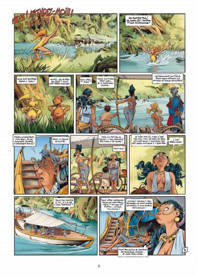 Page 4 Trolls de Troy tome 17 - la trolle impromptue