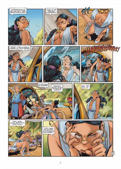 Page 5 Trolls de Troy tome 17 - la trolle impromptue
