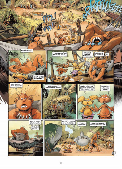 Page 6 Trolls de Troy tome 17 - la trolle impromptue
