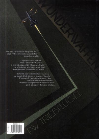 Dos Wunderwaffen tome 4
