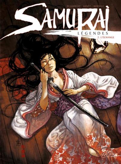 image de Samurai légendes tome 2 - l'échange