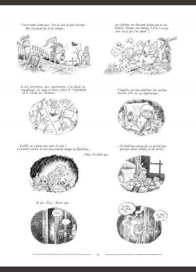 Page 2 L'encyclopédie curieuse et bizarre par Billy Brouillard tome 1