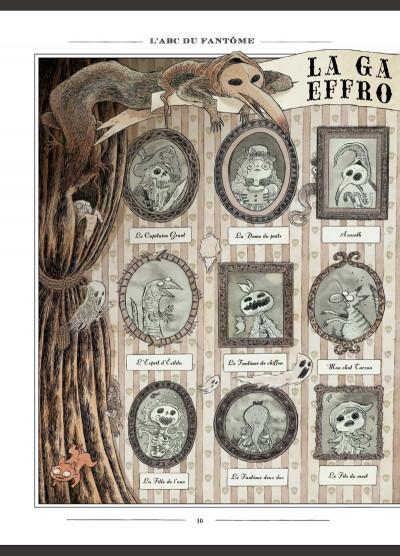 Page 3 L'encyclopédie curieuse et bizarre par Billy Brouillard tome 1