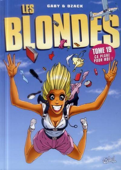 image de les blondes tome 19 - les blondes s'éclatent !