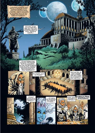 Page 1 Lanfeust odyssey tome 5 - le piège des sables