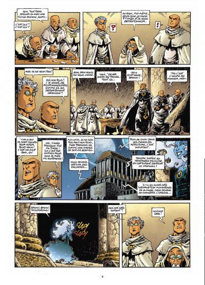 Page 2 Lanfeust odyssey tome 5 - le piège des sables
