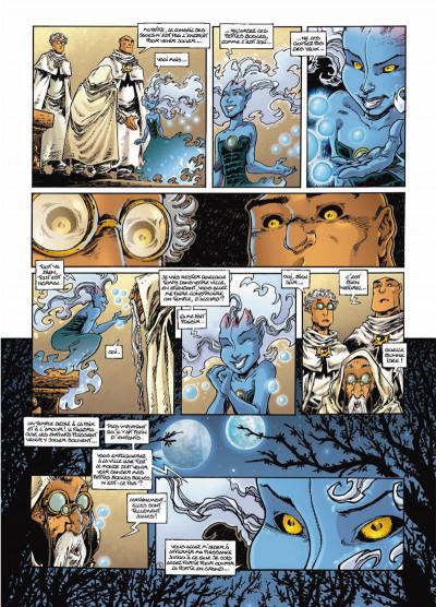 Page 3 Lanfeust odyssey tome 5 - le piège des sables