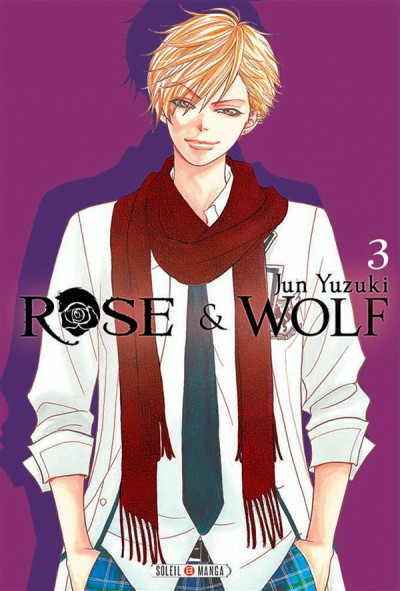 Couverture rose & wolf tome 3