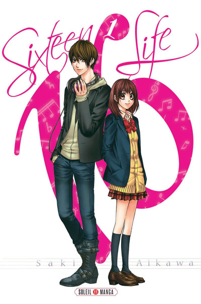 Couverture Sixteen life tome 1