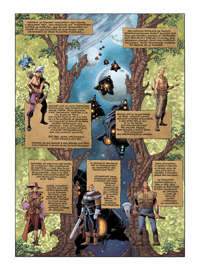 Page 3 Les Conquérants de Troy tome 4