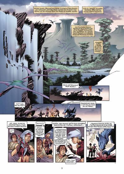 Page 4 Les Conquérants de Troy tome 4