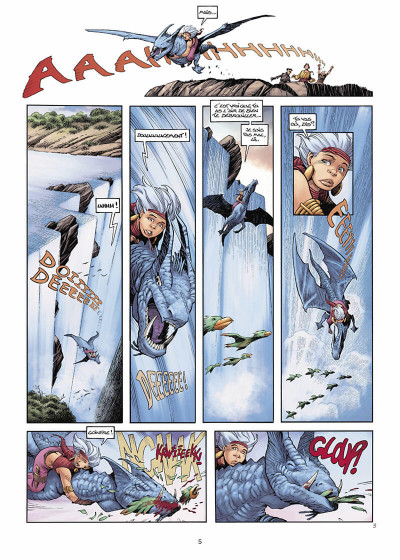 Page 6 Les Conquérants de Troy tome 4