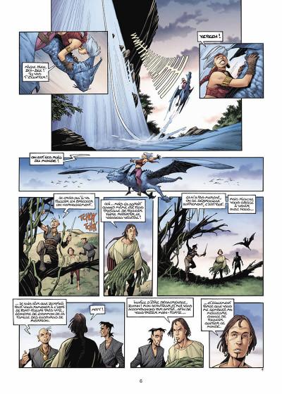 Page 7 Les Conquérants de Troy tome 4