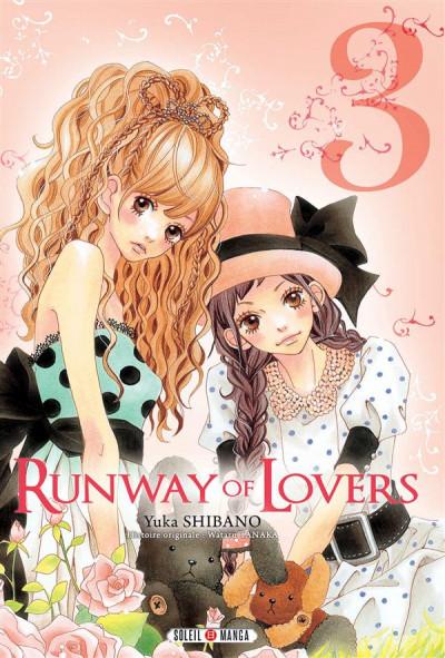 image de runway of lovers tome 3