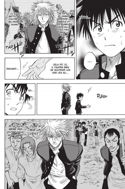 Page 6 cage of eden tome 3