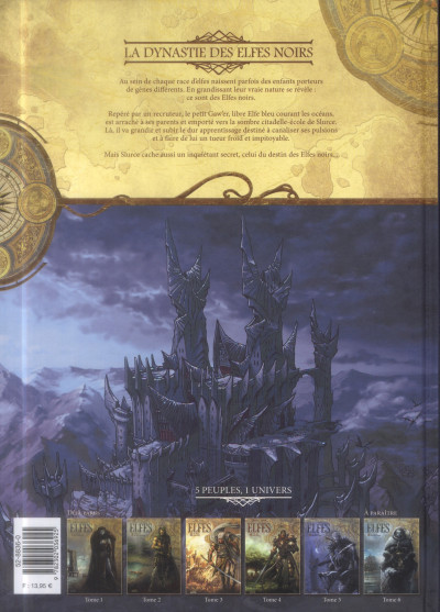 Dos Elfes tome 5